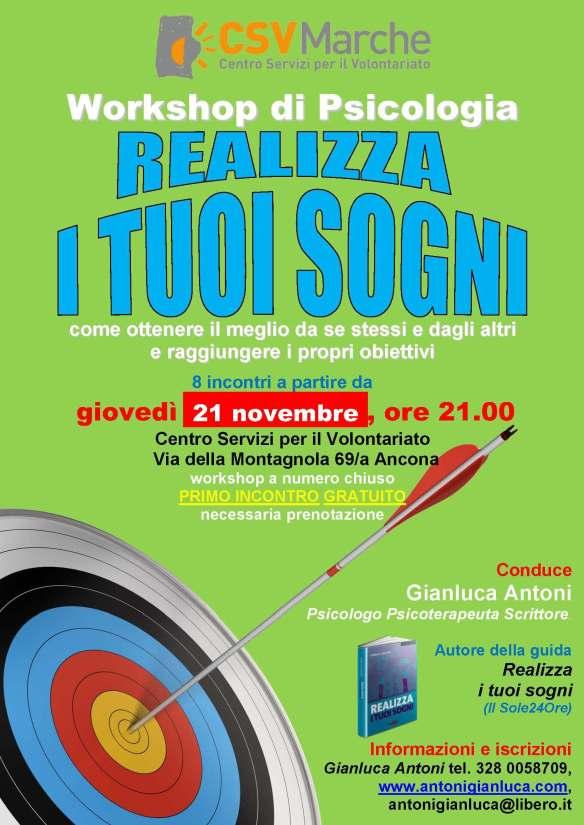 Manifesto CSV Ancona 21 nov